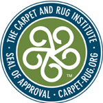 The Carpet and Rug Institute Seal
